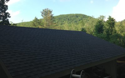 Barkhamsted, CT – New Roof