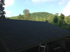 Norfolk, CT - Roof with 4 windows.