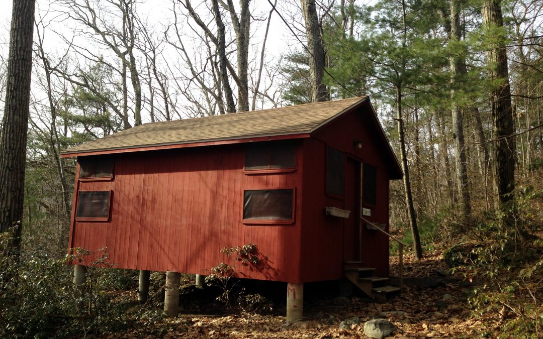 Cornwall, CT – New Roof for an Old Shed