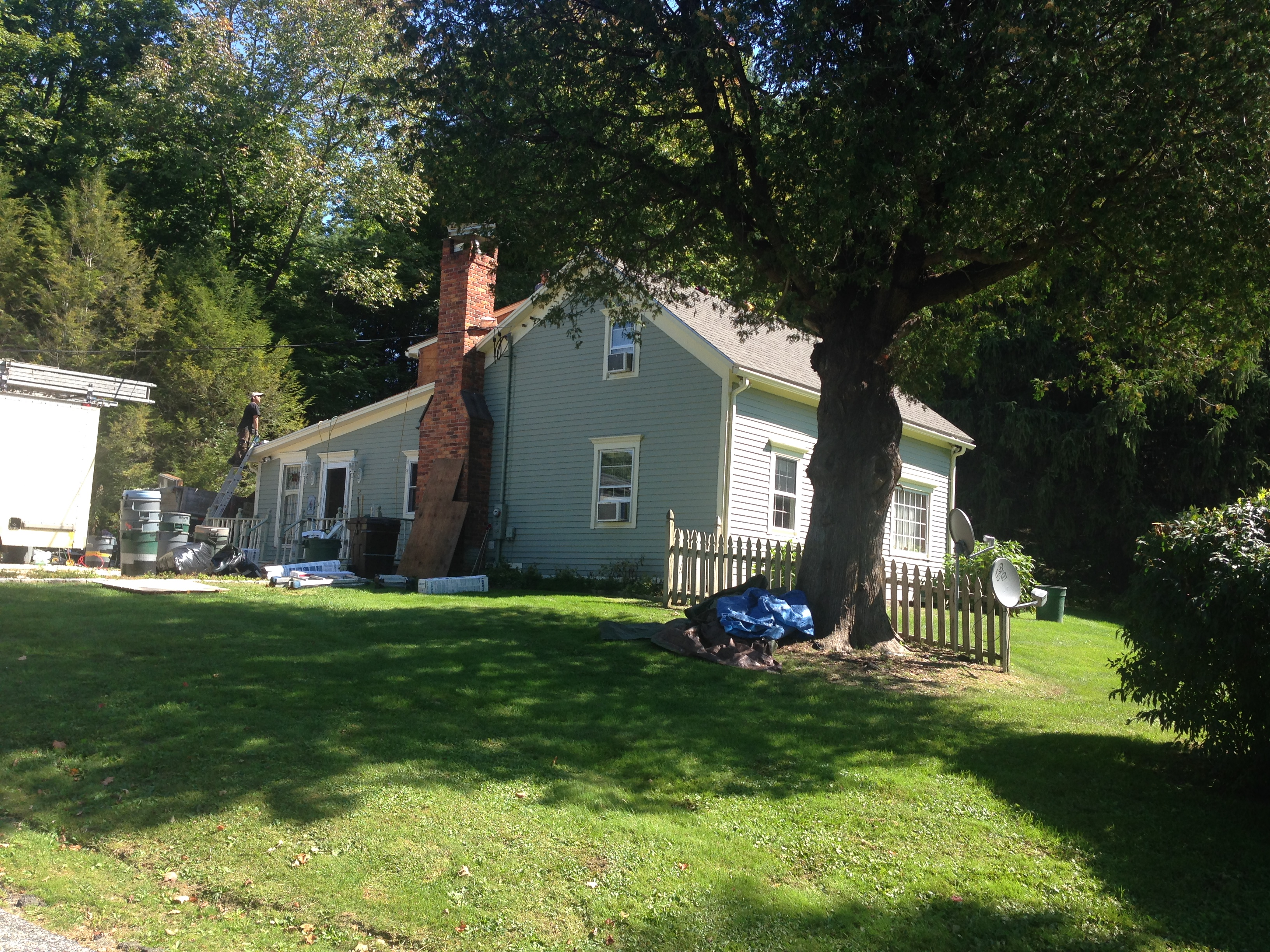 East Canaan, CT - New Roof