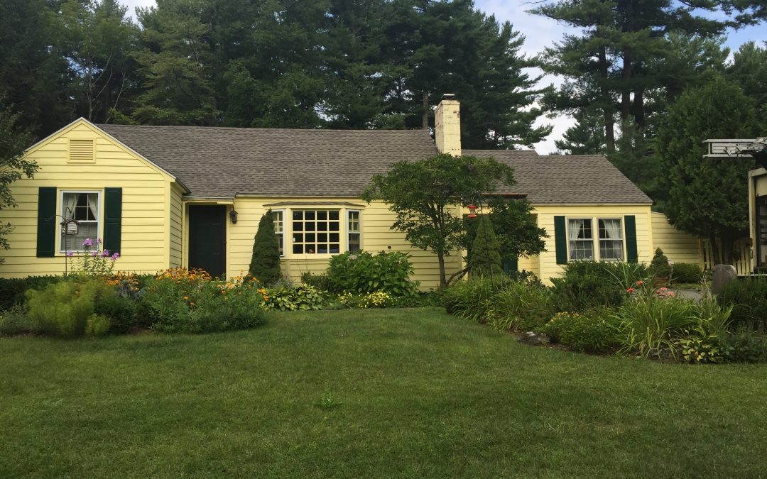 Lakeville, CT – New Roof