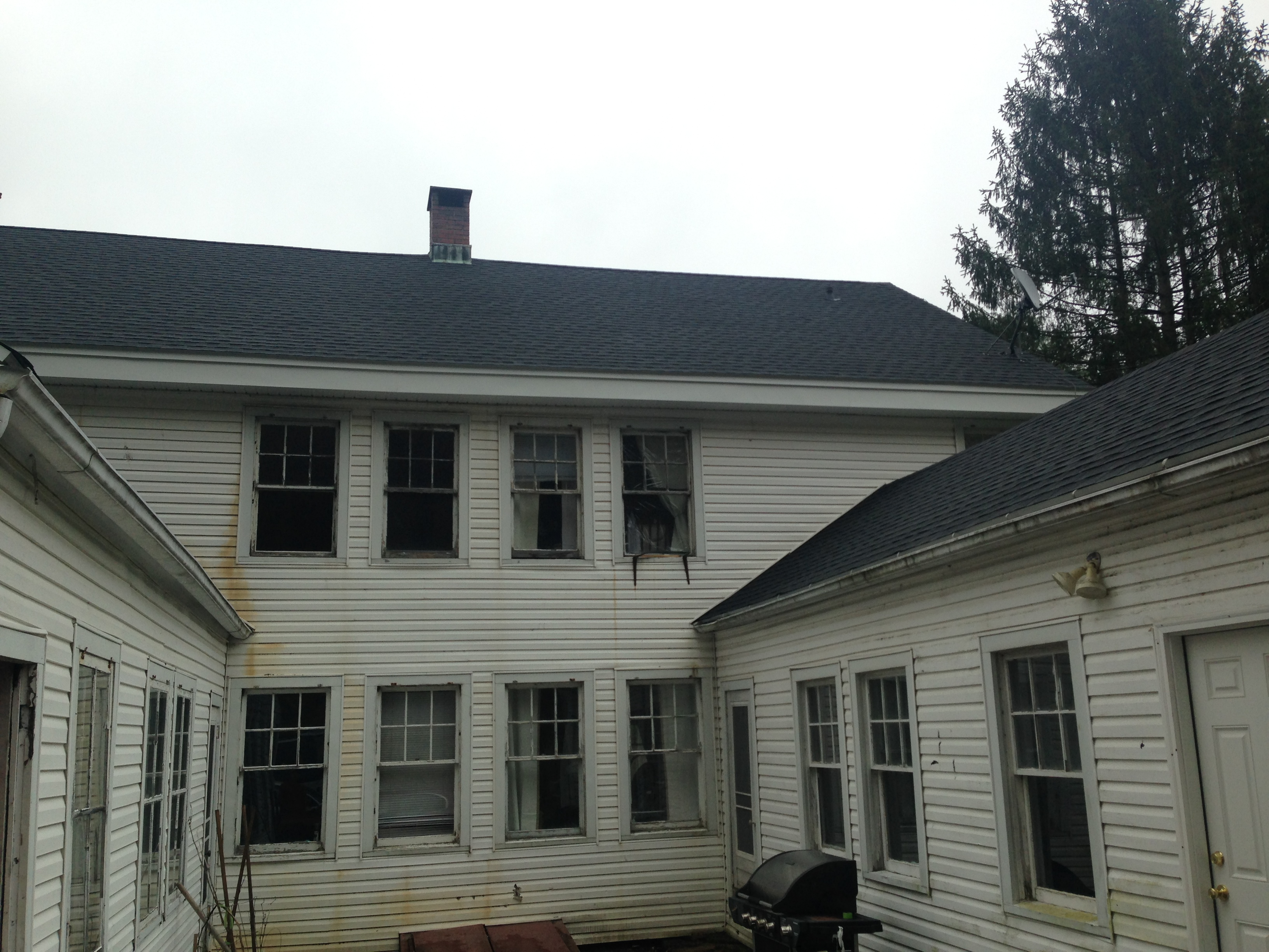 New Hartford, CT - New Roof