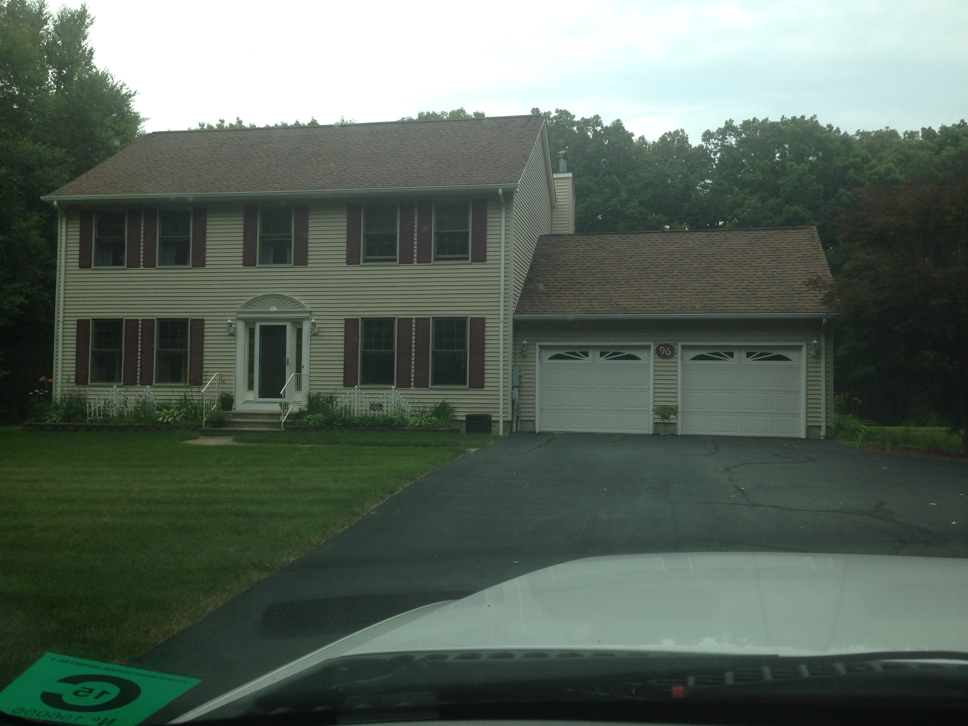 Northfield, CT - Roof Before