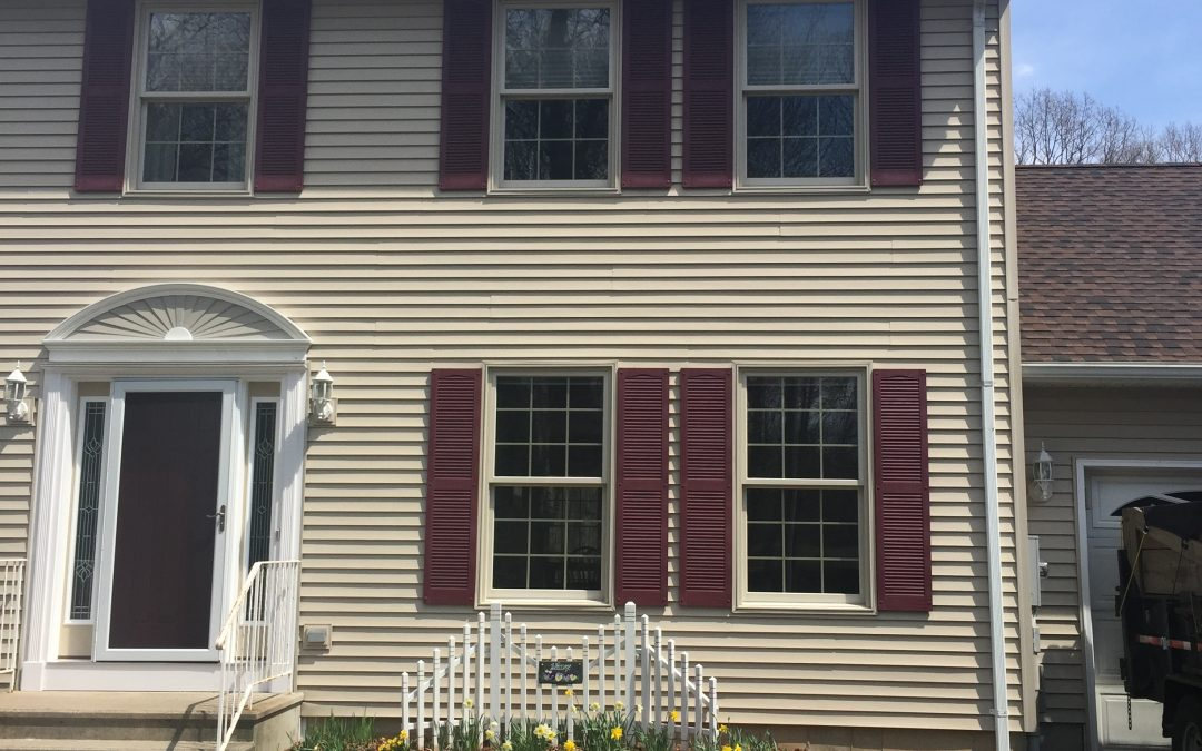 Northfield, CT – New Roof